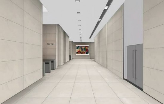 1290 Avenue of the Americas 5 – Rendering